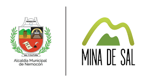 Logo Mina de Sal de Nemocón y Alcaldia  de Nemocón